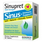Bionorica Sinupret Adult Strength 50tb