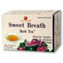 Health King Teas Sweet Breath 20bags