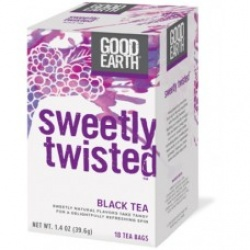 Good Earth Teas Sweetly Twisted  18bg