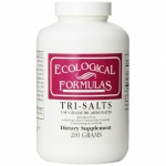 Ecological Formulas Tri Salt 200gr