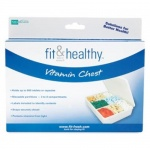 Fit & Healthy Vitamin Chest 3-9 bins