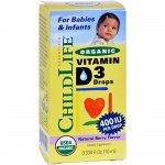 Childlife Essentials Vitamin D3 Organic 10ml