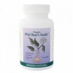 Arizona Natural Wild Bears Garlic 235mg 90ct