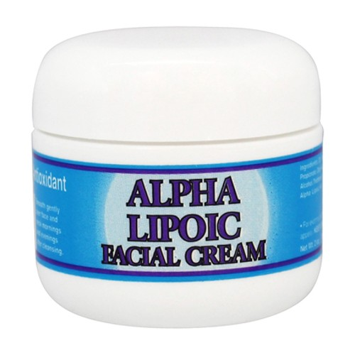 Nature's Vision Alpha Lipoic Acid Cream 2oz