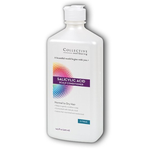 Collective Wellbeing Conditioner Salicylic Acid 14.5oz