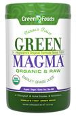 Green Foods Green Magma USDA Organic Juice Powder 10.6oz