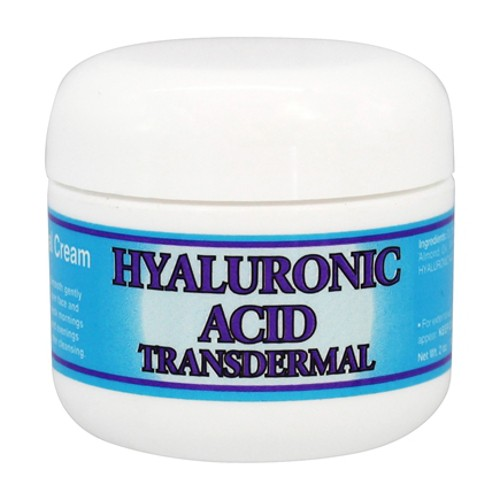 Nature's Vision Hyaluronic Acid Cream 2oz