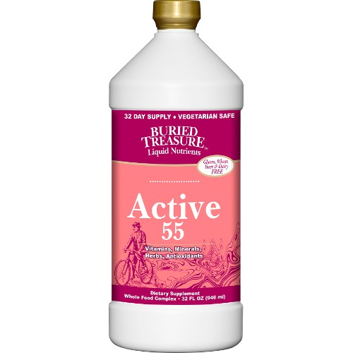 Buried Treasure Active 55 Plus 32oz