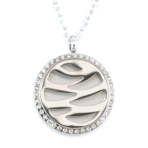 Aroma Bling Ada Necklace 25mm