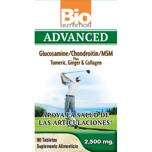 Bio Nutrition Advanced Glucosamine 90tb
