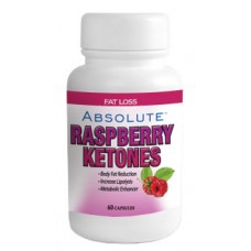 Absolute Nutrition Raspberry Ketones 60ct