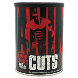 ANIMAL CUTS Ephedra Free 42 pkt