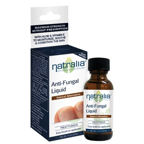 Natralia Anti-Fungal Liquid 1oz