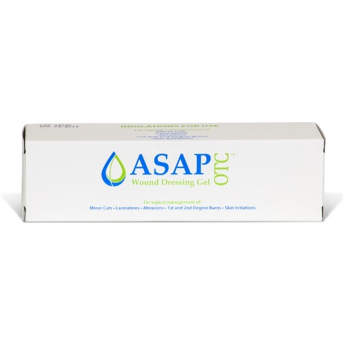 American Biotech Labs ASAP OTC Wound Dressing Gel 1.5oz