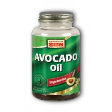 Health From The Sun Avocado Oil 1000mg 60ct