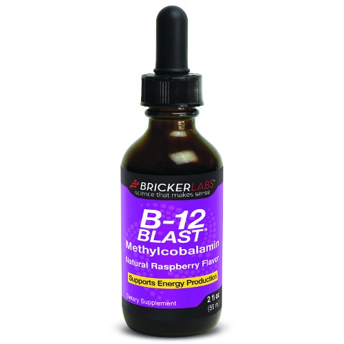 Bricker Labs B12 Methylcobalamin 2oz