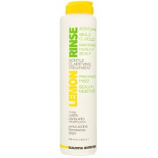 Beautiful Nutrition Lemon Rinse Clarifying Treatment 13.3oz