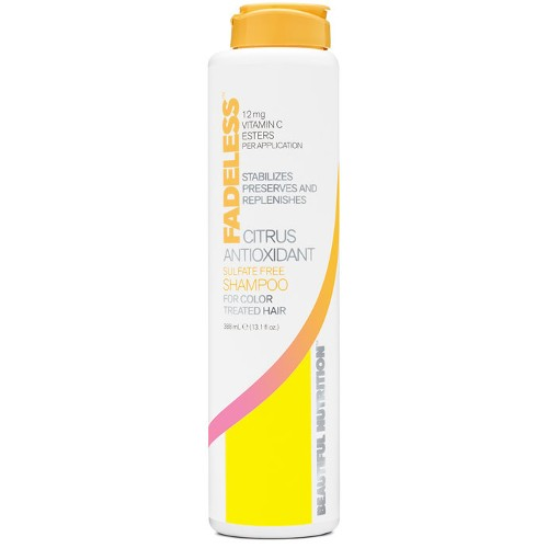 Beautiful Nutrition Shampoo Fadeless Citrus Antioxidant 13.1oz