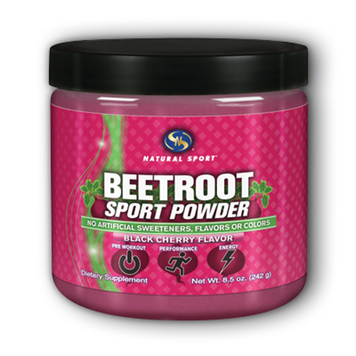 Natural Sport Beet Root Sport Powder 8.5oz