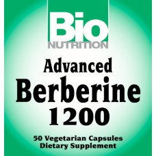Bio Nutrition Advanced Berberine 1200 50vc