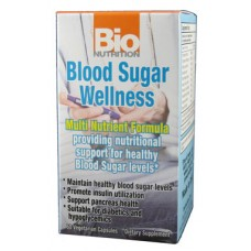 Bio Nutrition Blood Sugar Wellness 60vc