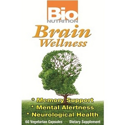 Bio Nutrition Brain Wellness  60vegcap