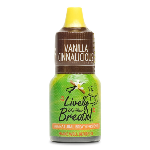 Lively Up Your Breath Breath Freshener Box Vanilla Cinnalicous 1