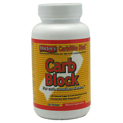 Carb Block 120 tablets