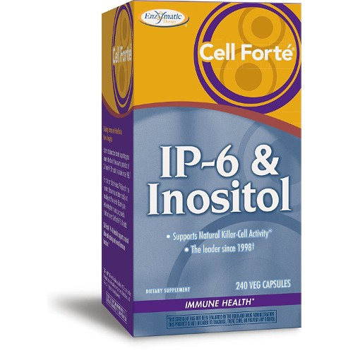 Enzymatic Therapy Cell Forte IP-6 & Inositol 240vc