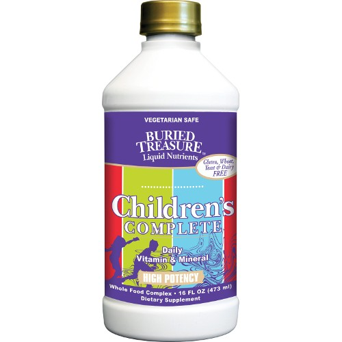 Buried Treasure Childrens Complete 16oz