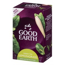 Good Earth Citrus Kiss Green Tea Decaf 18bg