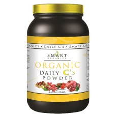 Smart Organics Daily C's Powder Organic 125gr
