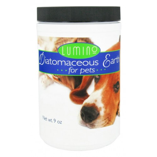 Lumino Wellness Diatomaceous Earth Pets 9oz