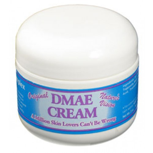 Nature's Vision DMAE Cream Facial Firming 2 oz