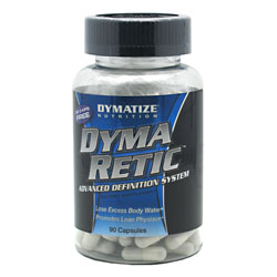 DYMARETIC WATER LOSS 90CAPS