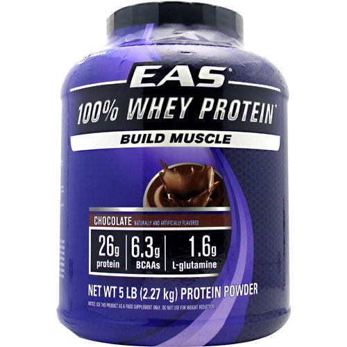 100% Whey Protein 5 LB