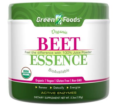 Green Foods Essence Beet 5.3oz