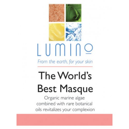 Lumino Wellness Face Masque World's Best 2.5oz