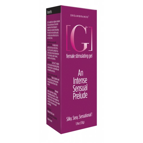 DreamBrands (G) Female Stimulating Gel 1.9oz