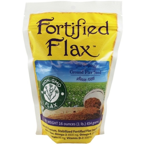 Omega Life Fortified Flax 1 Lb