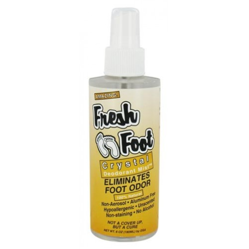 Deodorant Stone Fresh Foot Spray 6oz