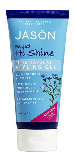 Jason Natural Hair Styling Gel Hi Shine 6 oz