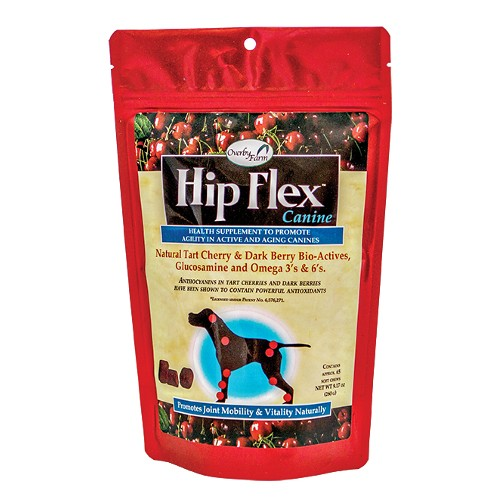 Overby Farm Hip Flex Canine 9.17oz