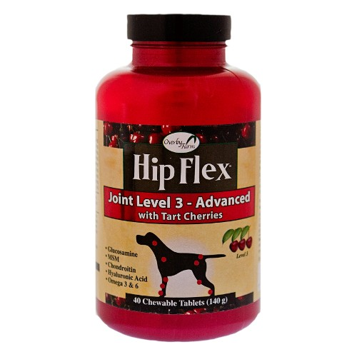 Overby Farm Hip Flex Level 3 40ct