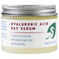 White Egret Hyaluronic Acid Day Serum 2oz