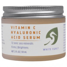 White Egret Hyaluronic with Vitamin C 2oz