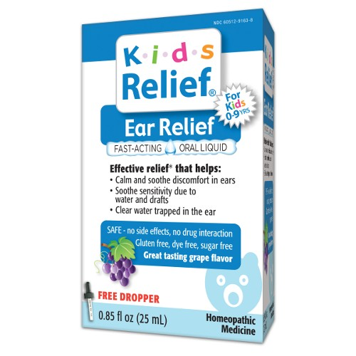 Homeolab Kids Ear Relief 25ml