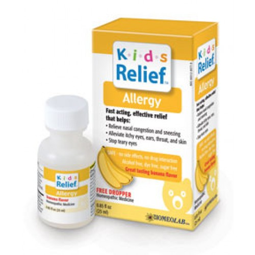 Homeolab Kids Relief Allergy 25ml