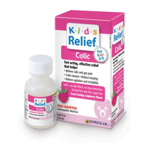 Homeolab Kids Relief Colic 25ml