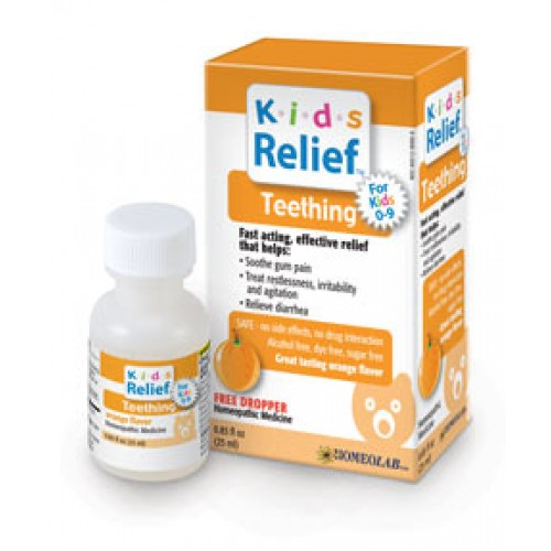 Homeolab Kids Relief Teething 25ml